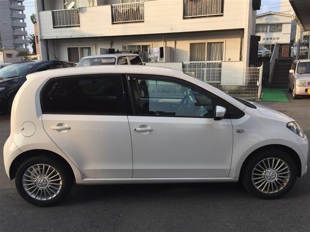 「フォルクスワーゲン」「VW アップ!」「コンパクトカー」「宮崎県」の中古車10