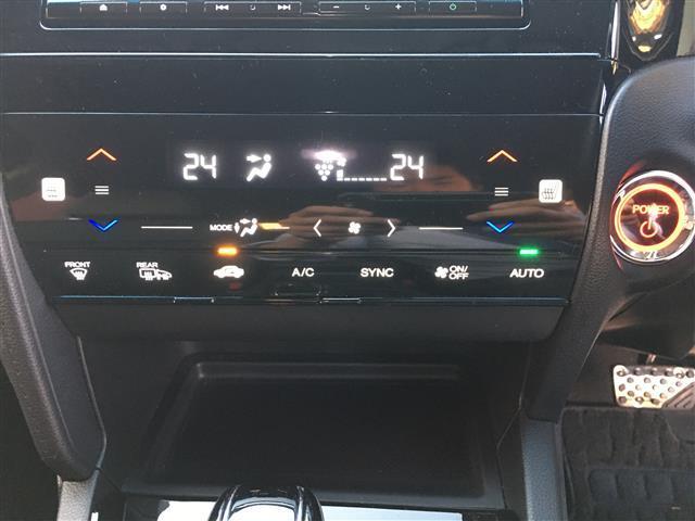 ハイブリッド Z ホンダセンシング/ワンオーナー/ホンダセンシング/純正SDナビ/フルセグTV/バックカメラ/クルーズコントロール/ドライブレコーダー/パドルシフト/ハーフレザーシート/ウィンカーミラー(12枚目)