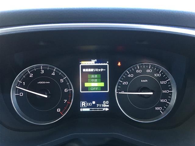 2.0i-Lアイサイト 4WD アイサイトVer3 プリクラッシュブレーキ 追従機能付クルーズコントロール SRVD 純正メモリナビ フルセグ バックカメラ(11枚目)