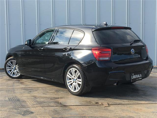 BMW BMW 1シリーズ Mスポーツ ワンオーナー ETC スマートキー