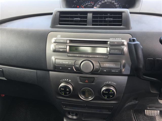 トヨタ bB Z Qバージョン ワンオーナー 純正CD