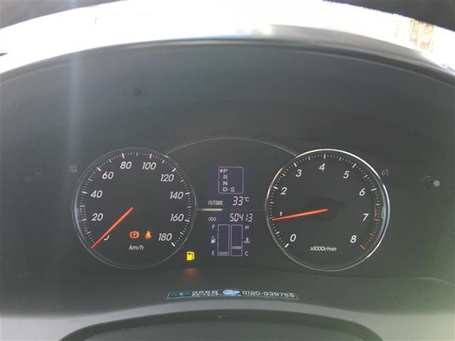 トヨタ マークX 250G DVDナビ バックカメラ ETC