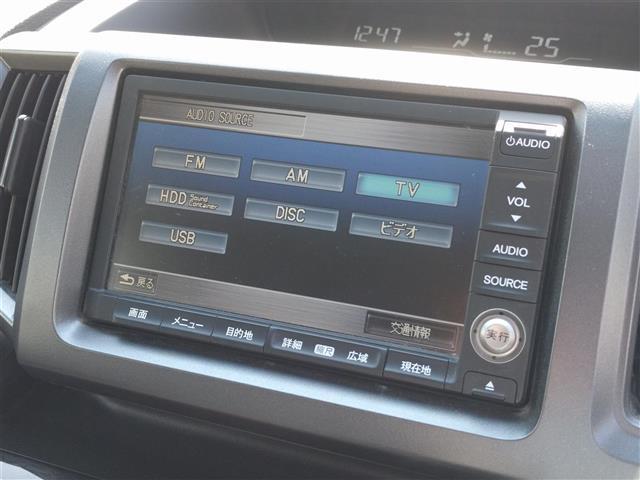ホンダ ステップワゴンスパーダ スパーダ Z HDDナビED