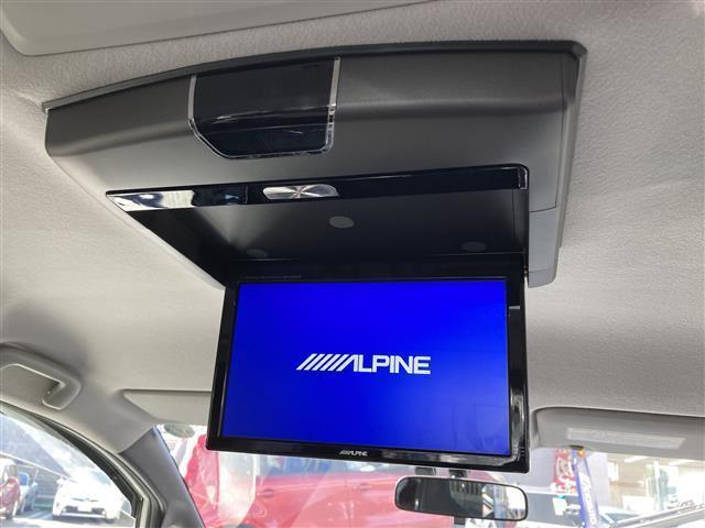 ハイブリッドXi Xi/社外メモリナビ(フルセグ) フリップダウンモニター(ALPINE) LEDヘッドライト 両側パワースライドドア バックカメラ ETC 前席シートヒーター トラクションコントロール(9枚目)