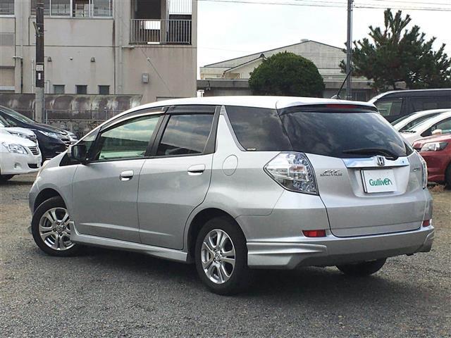 「ホンダ」「フィット」「ステーションワゴン」「宮崎県」の中古車2