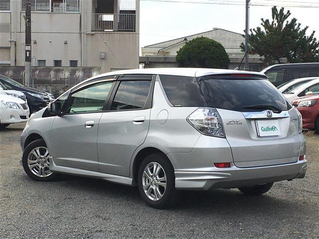 「ホンダ」「フィット」「ステーションワゴン」「宮崎県」の中古車17