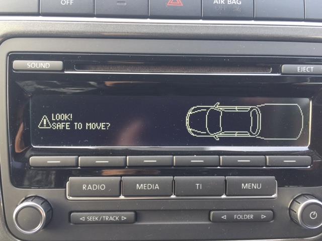 フォルクスワーゲン VW ポロ TSIハイライン キーレス 純正アルミ
