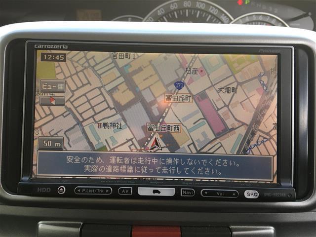 カスタム X ワンオーナー HDD スマートキー DVD再生(15枚目)