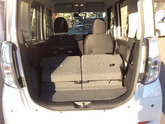 日産 デイズルークス ハイウェイスターターボ 4WD スマートキー バックカメラ