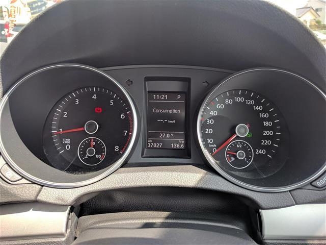 フォルクスワーゲン VW ゴルフ TSI コンフォートL マイスター HDDナビ HID