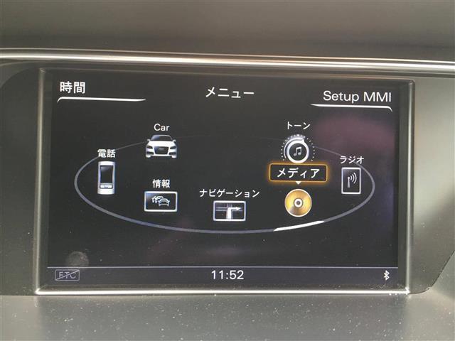 SB 2.0 TFSI クワトロ 黒革シート 純正HDD(17枚目)