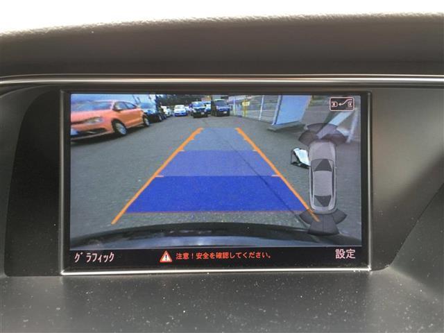 SB 2.0 TFSI クワトロ 黒革シート 純正HDD(18枚目)