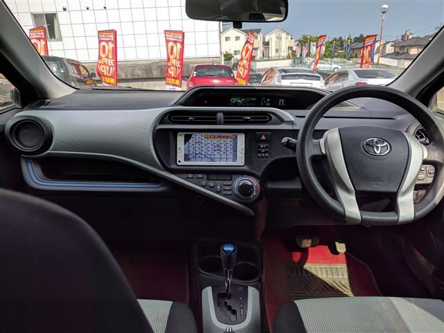 「トヨタ」「アクア」「コンパクトカー」「宮城県」の中古車3