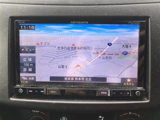 社外SDナビ ワンセグTV ETC(4枚目)