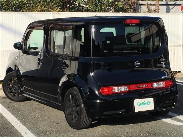「日産」「キューブ」「ミニバン・ワンボックス」「熊本県」の中古車2