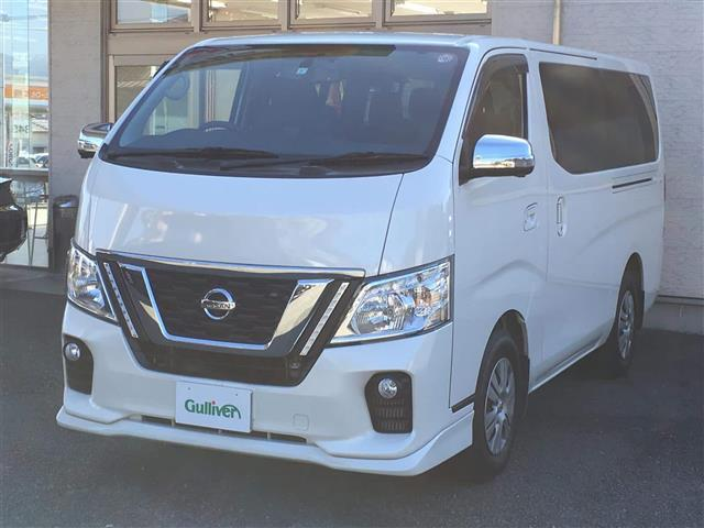 「日産」「NV350キャラバン」「ミニバン・ワンボックス」「熊本県」の中古車9