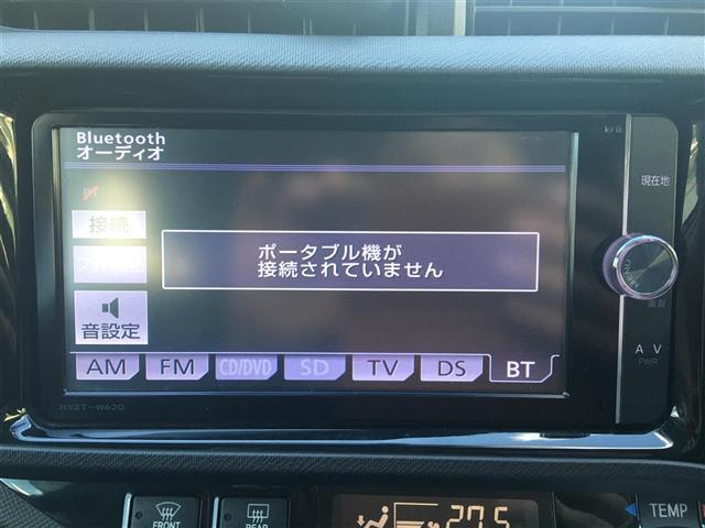 トヨタ アクア G G's メモリーナビ バックカメラ フルセグTV