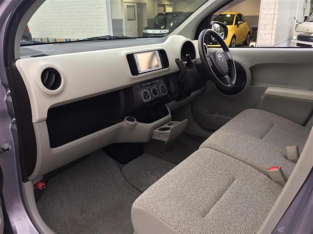 トヨタ パッソ X ユルリ 純正ナビ スマートキー Bluetooth