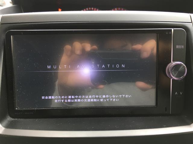 トヨタ ヴォクシー ZS 煌IIIメモリナビ フルセグTV バックカメラ