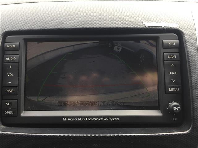 G4WDナビバックカメラロックフォード純正アルミ積込タイヤ付(4枚目)