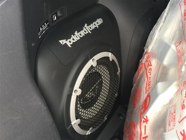 G4WDナビバックカメラロックフォード純正アルミ積込タイヤ付(6枚目)