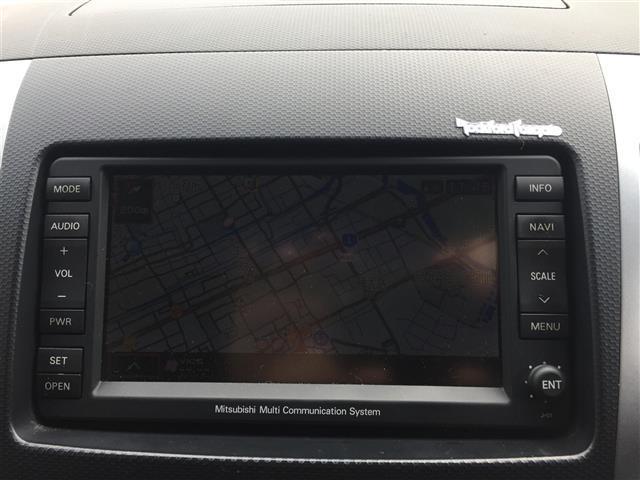 G4WDナビバックカメラロックフォード純正アルミ積込タイヤ付(7枚目)