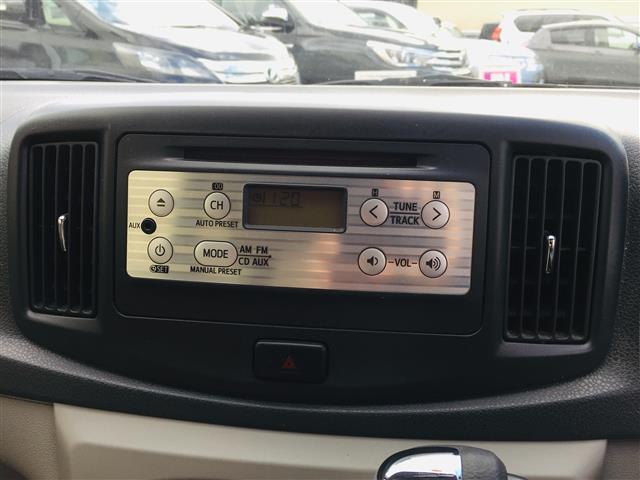 Gf 4WD アイドリングストップ CD キーレス(6枚目)