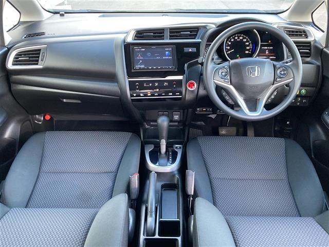 13G・F 4WD ホンダセンシング 社外ナビ BT・DVD・CD ステアリングスイッチ プッシュスタート スマートキー クルーズコントロール HDMI USB ETC(3枚目)