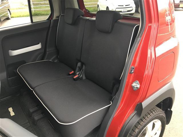 Xターボ 4WD 純ナビTV バックカメラ スマートキー プッシュスタート 横滑り防止装置 衝突軽減ブレーキ 運転席シートヒーター アイドリングストップ ステアリングリモコン オートライト HID(19枚目)