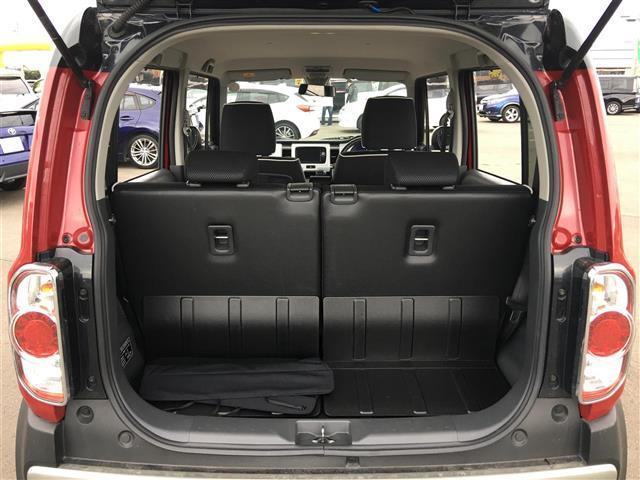 Xターボ 4WD 純ナビTV バックカメラ スマートキー プッシュスタート 横滑り防止装置 衝突軽減ブレーキ 運転席シートヒーター アイドリングストップ ステアリングリモコン オートライト HID(20枚目)