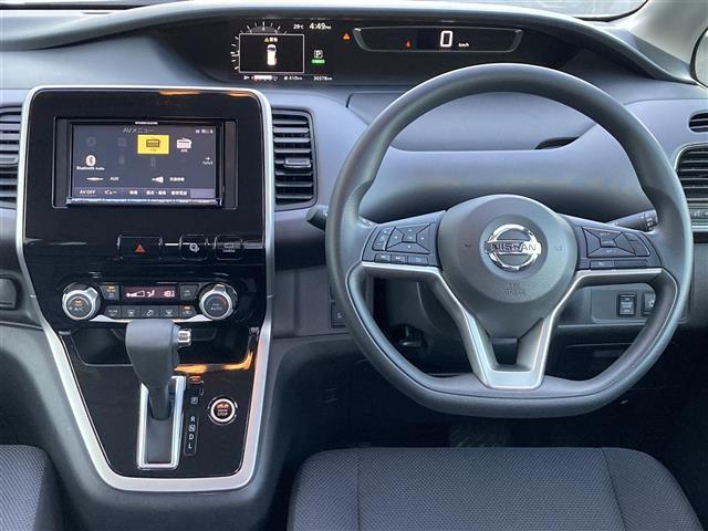 X Vセレクション 4WD 外メモリナビ NR-MZ005 CD DVD BT 全方位カメラ 衝突軽減 横滑り防止 クルコン 両側パワスラ  サイド+カーテンSRS リアヒーター チャイルドシート固定バー Pアシスト(15枚目)