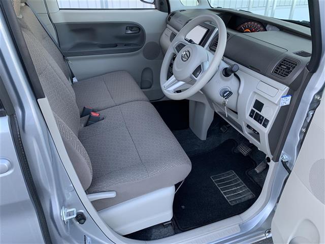 L 4WD 社外メモリナビ NR-MZ005 CD DVD BT バックカメラ アイドリングストップ D席シートヒーター ベンチシート ETC キセノンヘッドライト 横滑り防止装置(11枚目)