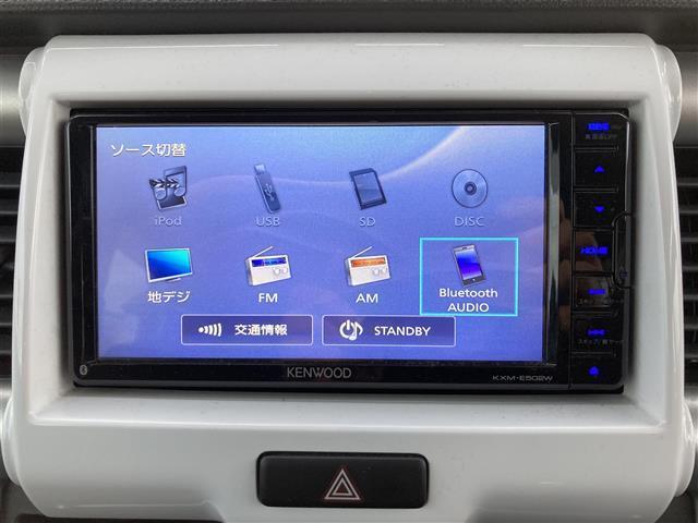 X 4WD 社外メモリナビ DVD/CD/フルセグTV/BT 衝突軽減 レーンキープアシスト ステアリモコン シートヒーター 横滑り防止 アイドリングストップ オートライト エンジンプッシュスタート(8枚目)