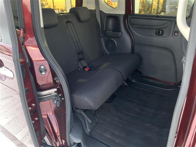 G SSパッケージ 4WD 横滑り防止 両パワスラ シートヒーター ミラーヒーター ETC オートライト HID 外メモリナビ DVD BT フルセグTV バックカメラ オートエアコン ベンチシート ステアリングリモコン(16枚目)