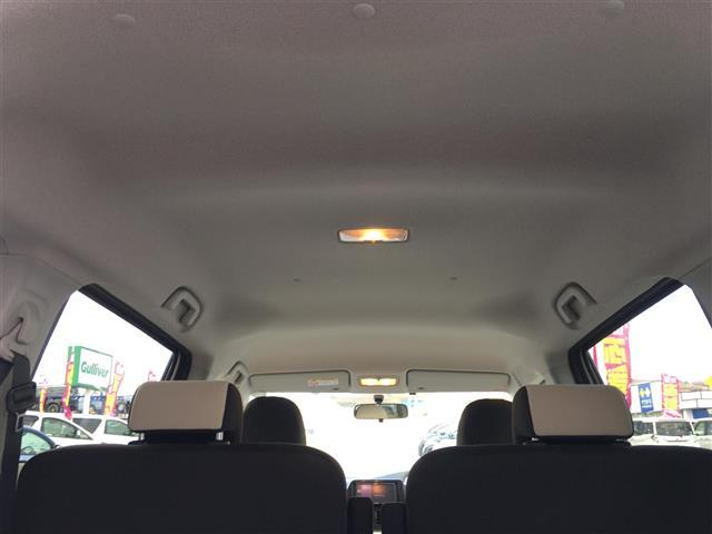 X 4WD 横滑り防止装置 ダブルエアバッグ ウォークスルー 3列シート 左側パワースライドドア ETC 社外メモリナビ CD TV バックカメラ プッシュスタート ステアリングリモコン(19枚目)