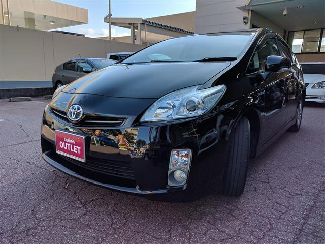 トヨタ プリウス S ワンオーナー メモリナビ ワンセグ スマートキー ETC