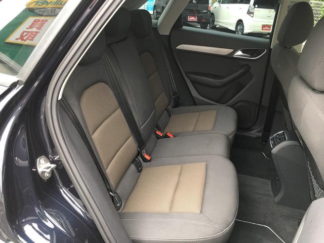 アウディ アウディ Q3 2.0 TFSI クワトロ 170PS ワンオーナー 4WD