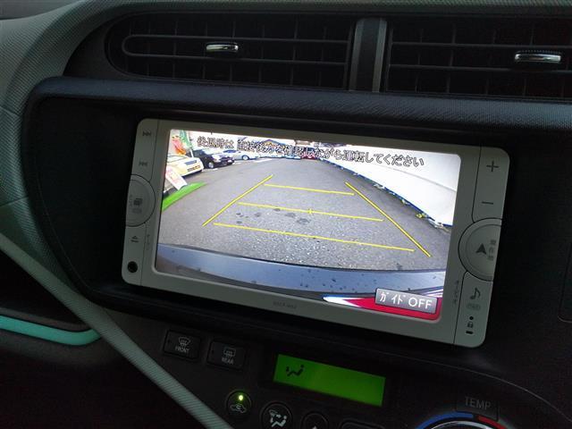 トヨタ アクア S ワンオーナー メモリーナビ バックカメラ ワンセグTV