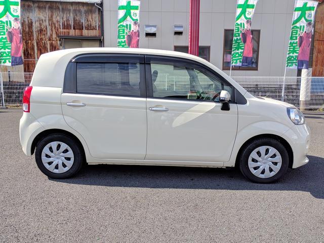 トヨタ ポルテ X ワンオーナー パワースライド