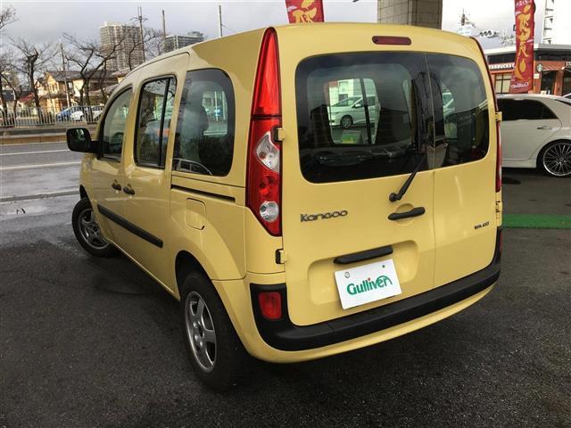 「ルノー」「 カングー」「ミニバン・ワンボックス」「滋賀県」の中古車2