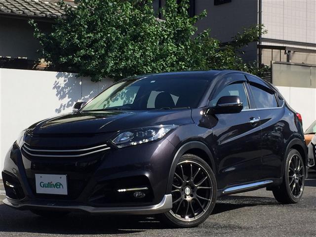 「ホンダ」「ヴェゼル」「SUV・クロカン」「滋賀県」の中古車4