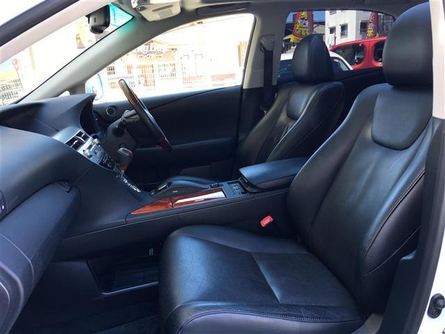 レクサス RX 450h バージョンL