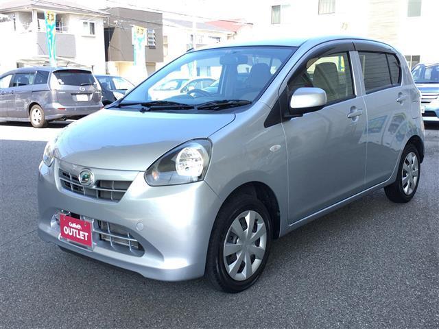 「ダイハツ」「ミライース」「軽自動車」「兵庫県」の中古車4