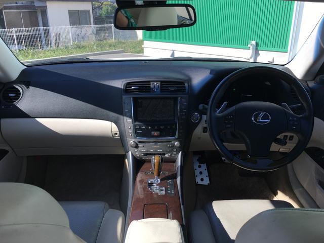 「レクサス」「IS」「オープンカー」「福岡県」の中古車14