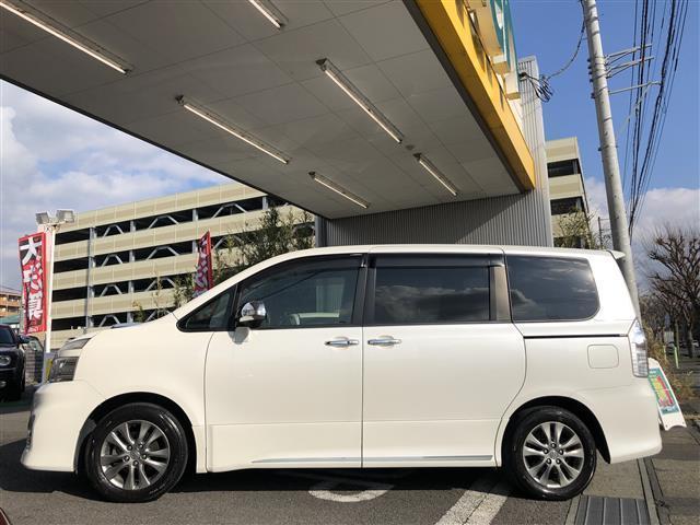 「トヨタ」「ヴォクシー」「ミニバン・ワンボックス」「静岡県」の中古車17
