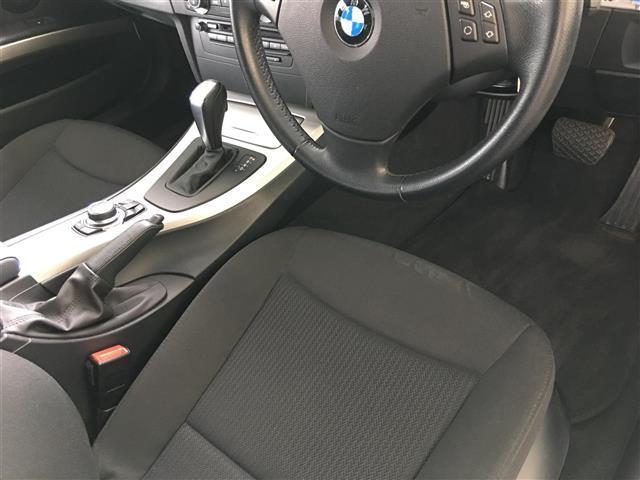 BMW BMW 3シリーズツーリング HDDナビ ETC DVD再生 HID