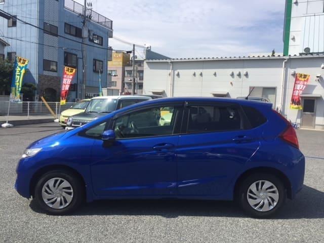 「ホンダ」「フィット」「コンパクトカー」「兵庫県」の中古車7