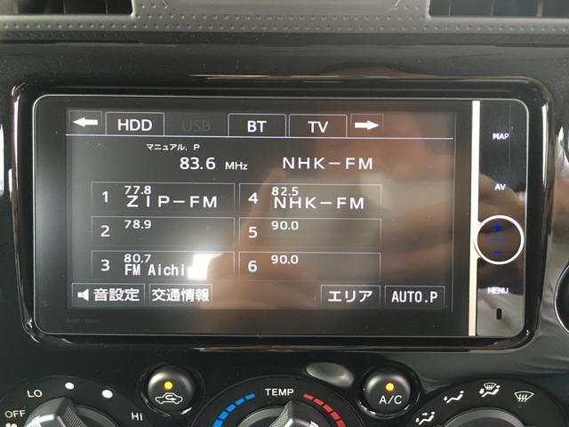 ブラックカラーパッケージ ワンオーナー HDDナビ 4WD(5枚目)