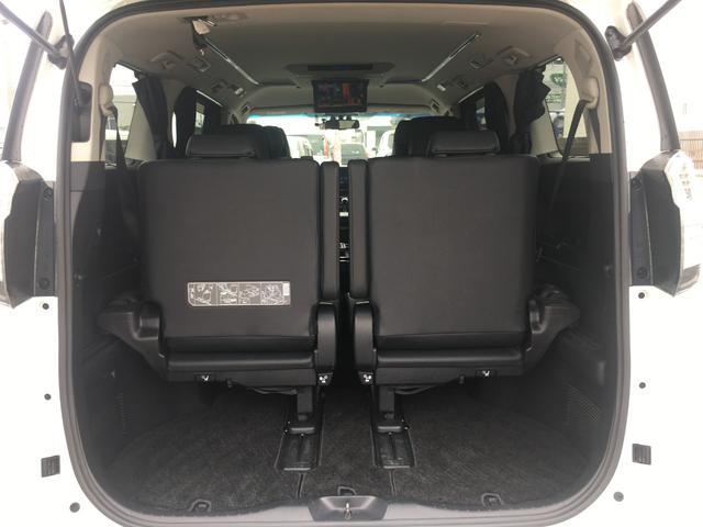 ZR Gエディション 4WD/JBLサウンド/純正メモリナビ/CD/DVD/BT/フルセグ/純正フリップダウンモニター/バックカメラETC/両側パワースライドドア/パワーバックドア/ステアリングヒーター/シートヒーター(35枚目)