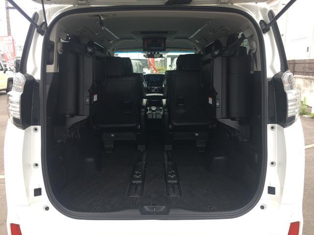 ZR Gエディション 4WD/JBLサウンド/純正メモリナビ/CD/DVD/BT/フルセグ/純正フリップダウンモニター/バックカメラETC/両側パワースライドドア/パワーバックドア/ステアリングヒーター/シートヒーター(37枚目)